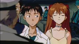 Asuka Strikes!