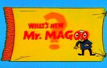 What's New, Mr. Magoo?