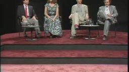 Archie Hahn, Josie Lawrence, Paul Merton, John Sessions