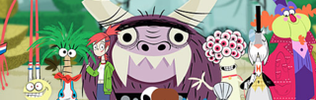 Foster's Home for Imaginary Friends