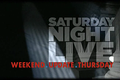 Saturday Night Live Weekend Update Thursday