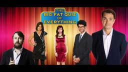 The Big Fat Quiz Of Everything